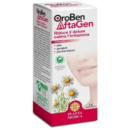 OROBEN AFTAGEN COLLUTORIO 150 ML