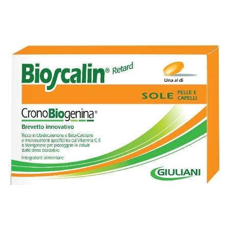BIOSCALIN SOLE CRONO 30CPR