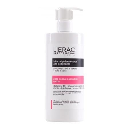 LIERAC PRESCRIPTION LATTE RELIPID CORPO 400ML