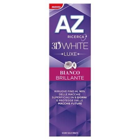 AZ 3D WHITE LUXE BIANCO BRILLANTE 75ML
