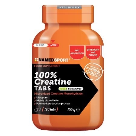 NAMED SPORT CREATINA 100% 120CPR