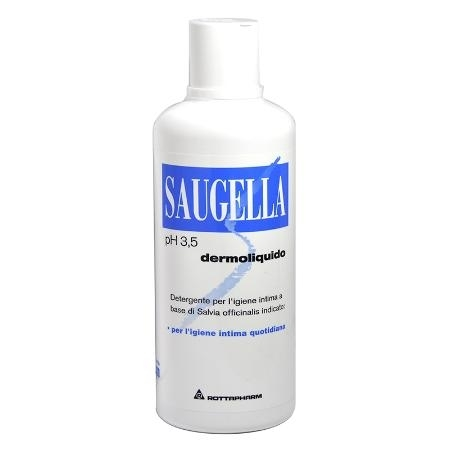 SAUGELLA DERMOLIQUIDO PH 3.5 750ML