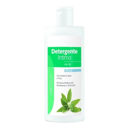 LDF DETERGENTE INTIMO PH 3,5 400ML