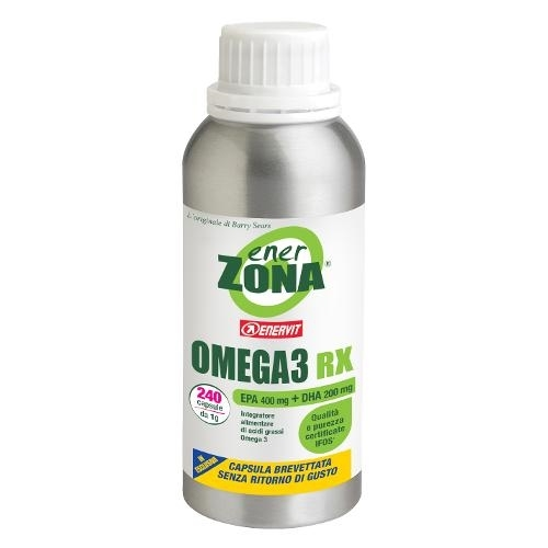 ENERZONA OMEGA 3RX 240 CPS OFS
