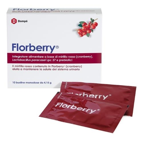 FLORBERRY 10 BUSTE X 4,15G